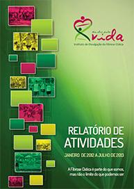 1º Relatório / Jan/2012 à Jul/2013