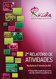 2º Relatório / 2º Semestre de 2013