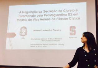 Assumindo o controle: Miriam Figueira defende o Doutorado após estudar a própria doença