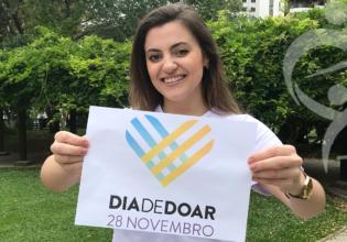28 de Novembro: Dia de Doar! Some forças e ajude salvar mais vidas agora!