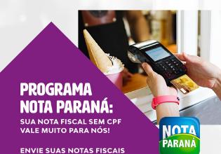 Agora o Unidos Pela Vida também faz parte do Programa Nota Paraná!