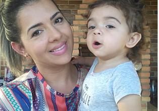 Depoimento | Elaine Cristina, Mamãe de Fibra