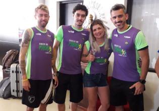 Confira o Relatório Final do projeto dos IX Jogos Latino-americanos para Transplantados