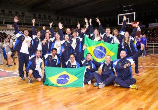 Time Brasil de Atletas Transplantados é destaque nos Jogos Latino-americanos na Argentina