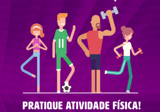 Exercite-se e faça parte da nossa Equipe de Fibra!