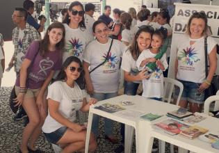 Unidos pela Vida participa do Dia de Conscientização sobre Doenças Raras em Curitiba