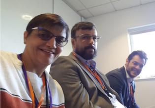 Estive em Oxford na Inglaterra para o Fórum de Inovação da Vertex – Por Cristiano Silveira