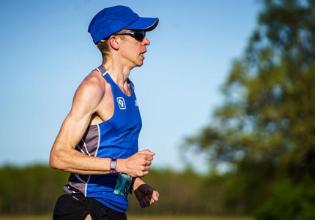 Depoimento Matt Barrett: Maratona da Med City e Fibrose Cística