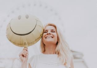 Agradecendo pelos aspectos positivos da fibrose cística