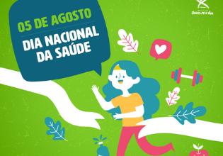Dia Nacional da Saúde: 6 dicas para se manter saudável e com mais qualidade de vida