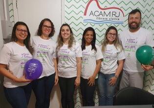 Nossa Associação Importa: Associação Carioca de Assistência à Mucoviscidose (ACAM-RJ)