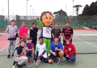 Super Fibra participa da 11º Copa Amigos de Tênis e Beach Tênis