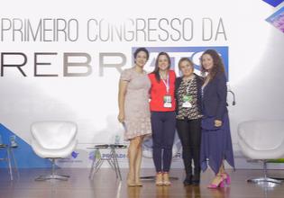 Unidos pela Vida participa do I Congresso da REBRATS e de Audiência Pública pela Ampliação do Teste do Pezinho