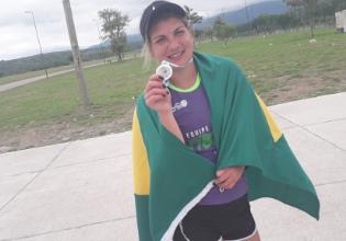 Equipe de Fibra: Andressa Suellen Batistão participará da primeira edição dos Jogos Brasileiros para Transplantados