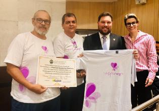 Associação Pernambucana de Amparo aos Fibrocísticos (APAF) – Lara Thays Mattos Sandes: Nossa Associação Importa