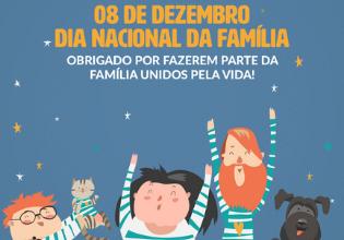 Dia Nacional da Família – Conhecendo famílias de fibra!