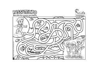 #TôemCasa   DICA #10: Passatempos do Super Fibra!