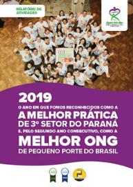 8º Relatório / Ano 2019