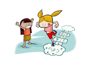 #TôemCasa | DICA #36:  Pegue o giz e junte as crianças para brincar de amarelinha!