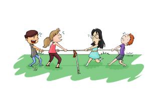 #TôemCasa | DICA #34: Realize sua atividade física do dia brincando de cabo de guerra