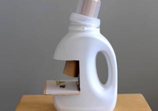 #TôemCasa | DICA #28: Junte as crianças e faça um microscópio em sua casa utilizando materiais recicláveis!