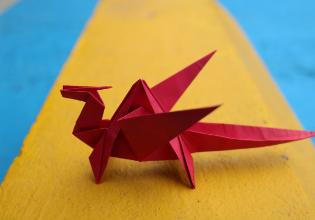 #TôemCasa | DICA #24: Aprenda a fazer origami