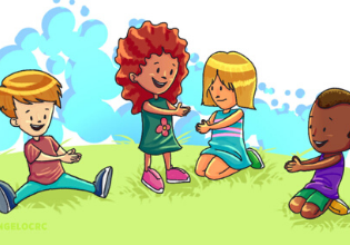 #TôemCasa | DICA #37: Ensine as crianças a brincarem de Passa Anel durante o isolamento social
