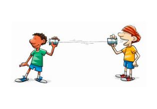 #TôemCasa | DICA #33: Junte as crianças para brincar de telefone sem fio