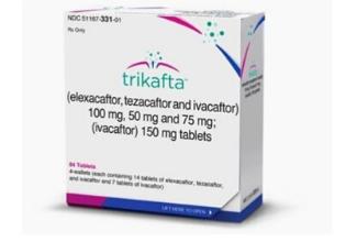 Resultados positivos de estudo de Fase 3 com Trikafta fornecem evidências adicionais de eficácia