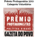 Prêmio Protagonistas – Gazeta do Povo