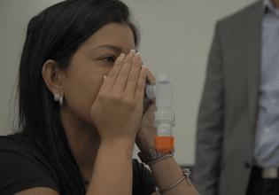 Dispositivos de pressão positiva: Fisioterapia respiratória na Fibrose Cística