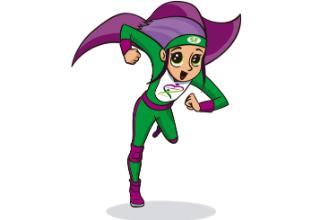 Conheça a Super Fibra: a nova mascote do Unidos pela Vida