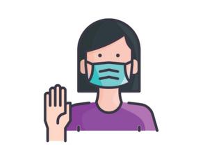 Baixe aqui o material com orientações sobre o que fazer ao chegar na casa de uma pessoa com fibrose cística