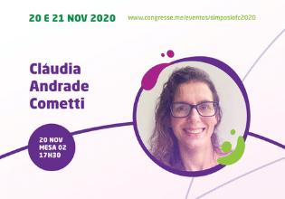 Cláudia Cometti – Conheça os palestrantes do 1º Simpósio Brasileiro Interdisciplinar sobre Fibrose Cística