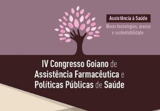 Fundadora do Unidos pela Vida participará do IV Congresso Goiano de Assistência Farmacêutica e Políticas Públicas de Saúde