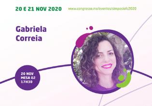 Gabriela Correia – Conheça os palestrantes do 1º Simpósio Brasileiro Interdisciplinar sobre Fibrose Cística
