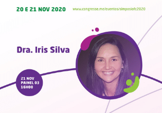 Dra. Iris Alexandra Lopes da Silva – Conheça os palestrantes do 1º Simpósio Brasileiro Interdisciplinar sobre Fibrose Cística