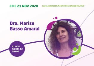 Dra. Marise Basso Amaral – Conheça os palestrantes do 1º Simpósio Brasileiro Interdisciplinar sobre Fibrose Cística