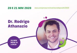 Dr. Rodrigo Abensur Athanazio – Conheça os palestrantes do 1º Simpósio Brasileiro Interdisciplinar sobre Fibrose Cística