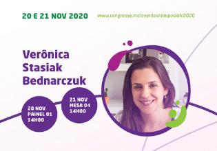 Verônica Stasiak – Conheça os palestrantes do 1º Simpósio Brasileiro Interdisciplinar sobre Fibrose Cística