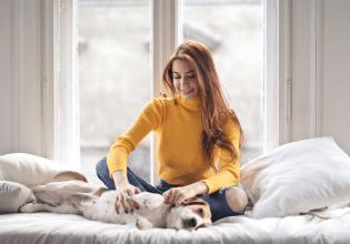 Pessoas com fibrose cística podem ter animais de estimação?