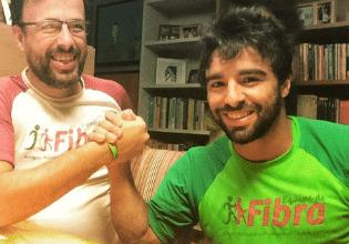 Equipe de Fibra – Atleta Marcos Marini
