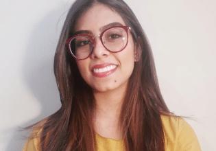 Conheça a Raissa Santos: nova gestora administrativa e de projetos do Unidos pela Vida