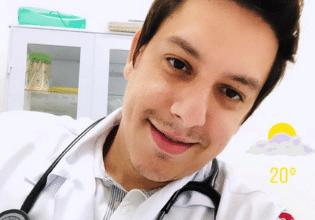 Dia do Enfermeiro – Entrevista com Felipe Santos