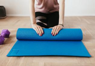 Inscrições abertas para aulas de pilates online e em grupo