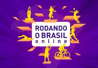 Segunda temporada do Rodando o Brasil Online começa em 17/05