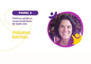 Fabiana Raynal | Conheça os palestrantes do 2º Simpósio Brasileiro Interdisciplinar sobre Fibrose Cística