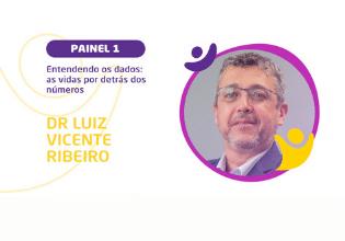Dr Luiz Vicente Ribeiro | Conheça os palestrantes do 2º Simpósio Brasileiro Interdisciplinar sobre Fibrose Cística
