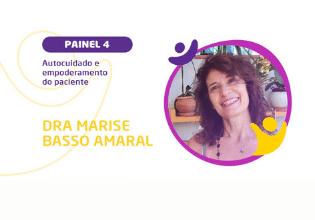 Dra Marise Basso Amaral | Conheça os palestrantes do 2º Simpósio Brasileiro Interdisciplinar sobre Fibrose Cística