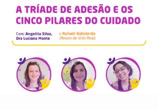 Tríade de adesão e pilares do cuidado serão tema de mesa do 2º Simpósio Brasileiro Interdisciplinar sobre Fibrose Cística
